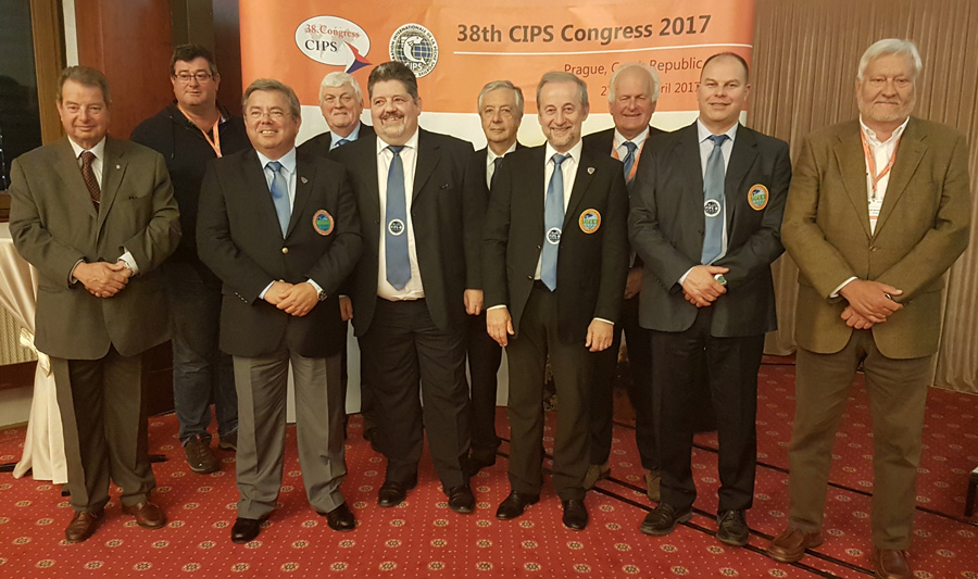 FIPS M Board Prague 2017
